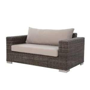 AOL Savana Stone Grey 2 Seater