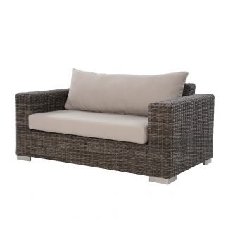 AOL Savana Stone Grey 2 Seater