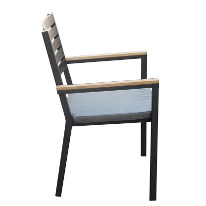 AOL MAYFAIR DINING CHAIR SIDE GM