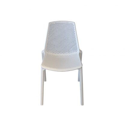 AOL cafe chair front wh