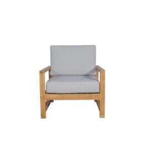 Kalani arm chair front