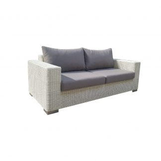 Savana 3 seater white 3mm