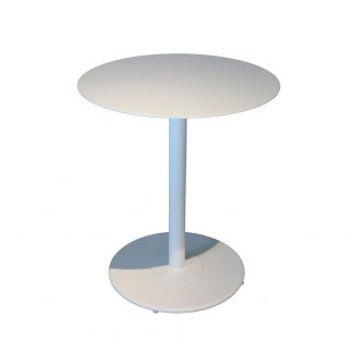 AOL CHECKER TABLE White