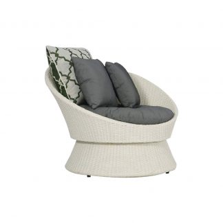 JAVIER Chair White