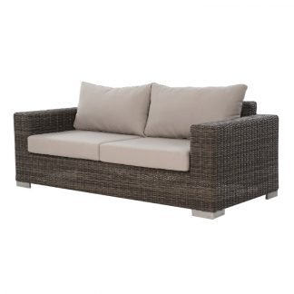 Savana Stone Grey 3 Seater