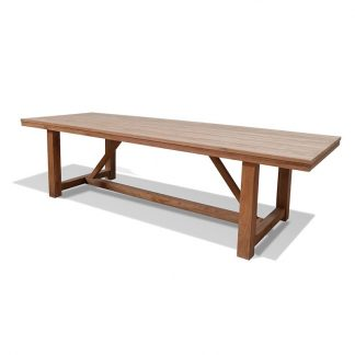 Archipelago CAPE teak TABLE
