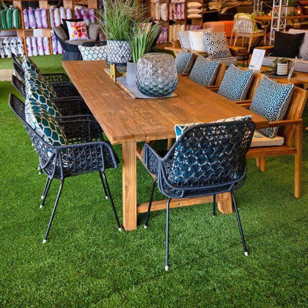 Archipelago Cape Teak Dining Table1
