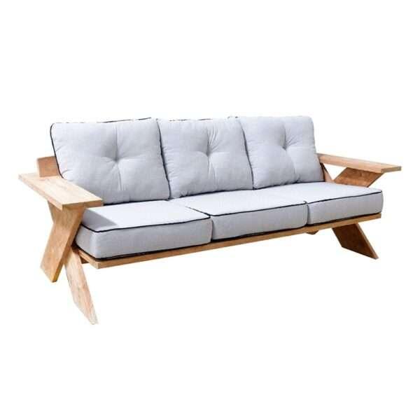 Archipelago DAYTONA 3STR teak furniture