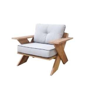 Archipelago DAYTONA armchair teak furniture