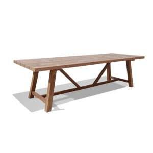 Archipelago TENERIFE teak dining table
