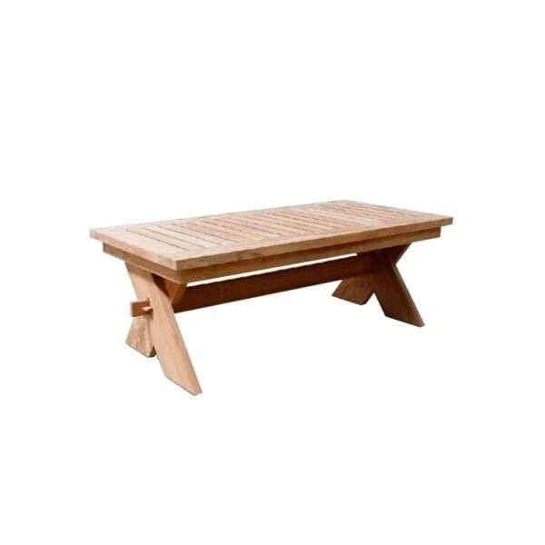 archipelago DAYTONA teak coffee table